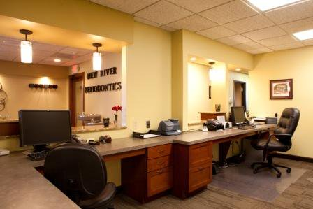 Blacksburg office